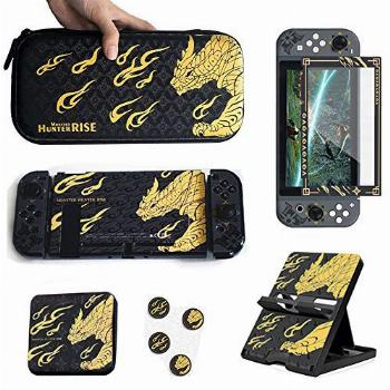AIORVP Case For Nintendo Switch with Monster Hunter