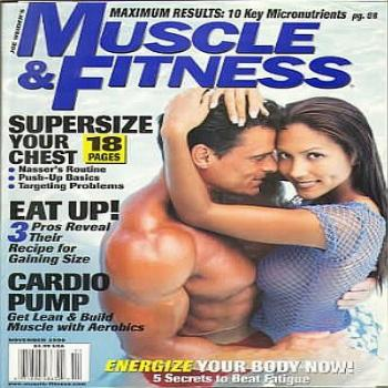 Muscle and Fitness Magazine - Maximum Results: 10 Key