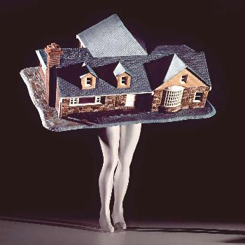 Walking House, from Laurie Simmons 1989  @lauriesimmons @themuseumofmodernart